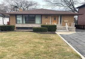Detached Home For Lease | W4721989