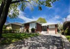 Detached Home For Lease | W4726948