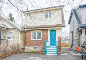 Detached Home For Sale | W4732569