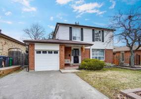 Detached Home For Sale | W4733690