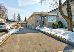 Detached Home For Sale   W4735425