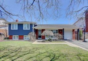 Detached Home For Sale | W4737421