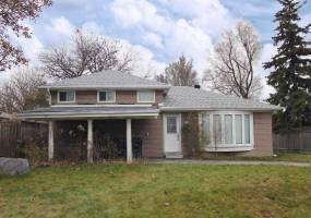 Detached Home For Lease | W4738121