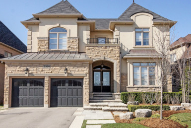detached homes for sale gta