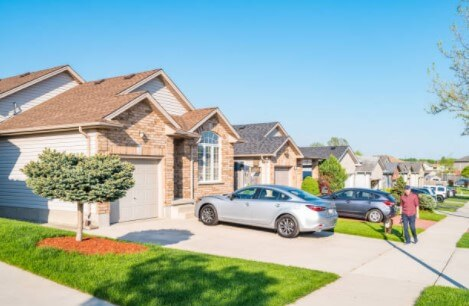 Detached Homes For Sale Rosedale