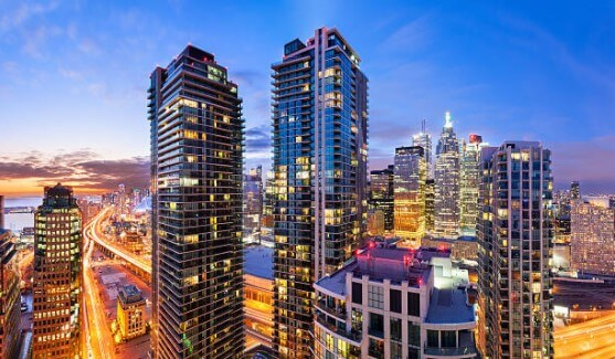 Property Search Downtown Toronto